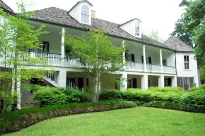 House at Melrose Plantation