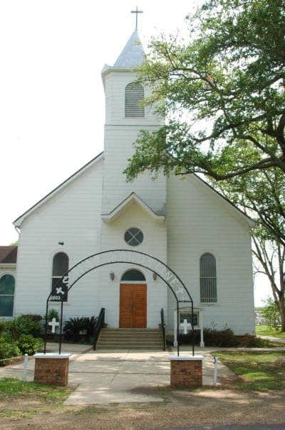 St. Augustine Catholic Church, Louisiana