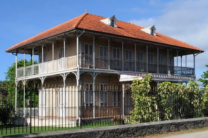 zevallos house