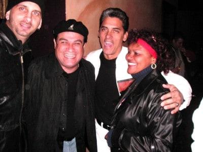 Marlow Rosado, Tony Vega, & Lefty Perez.