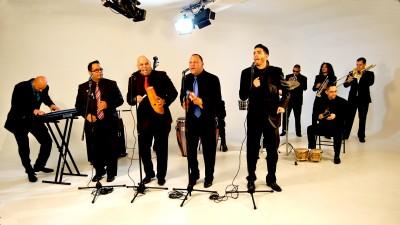 The Marlo Rosado y La Riqueña band.
