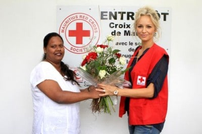 The Mauritius Red Cross Society