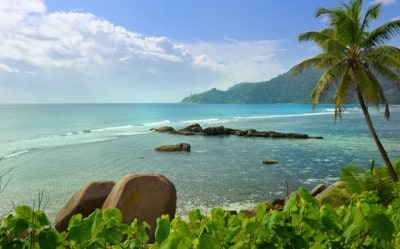 Beautiful Seychelles Scenery