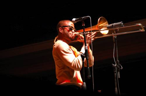 Trombone Shorty at Festival International de Louisiane