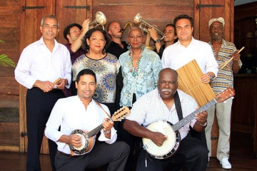 participants from La Réunion