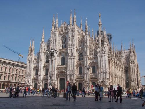 Piazza Duomo square
