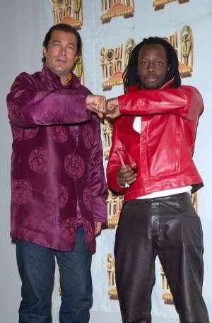 Wyclef Jean & Steven Seagal