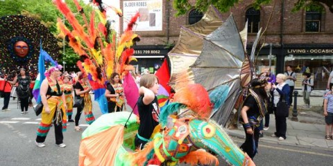 The Brouhaha Liverpool International Street Festival
