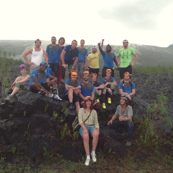 Groupe volcan