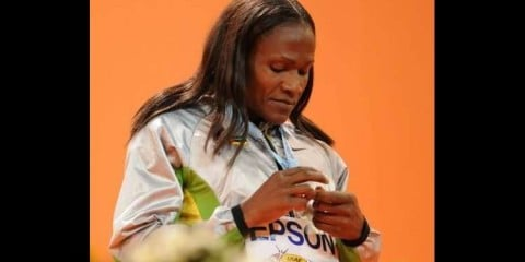 Mozambique wins silver medal at 2014 Glasgow Commonwealth Games