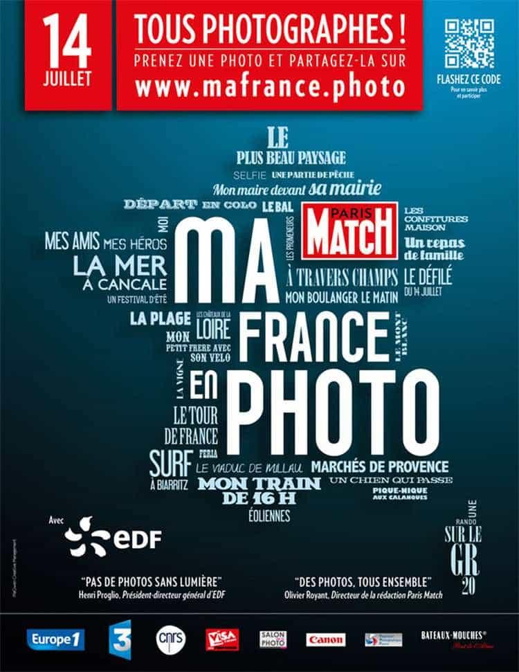 Paris Match Ma France en photo Tous photographes