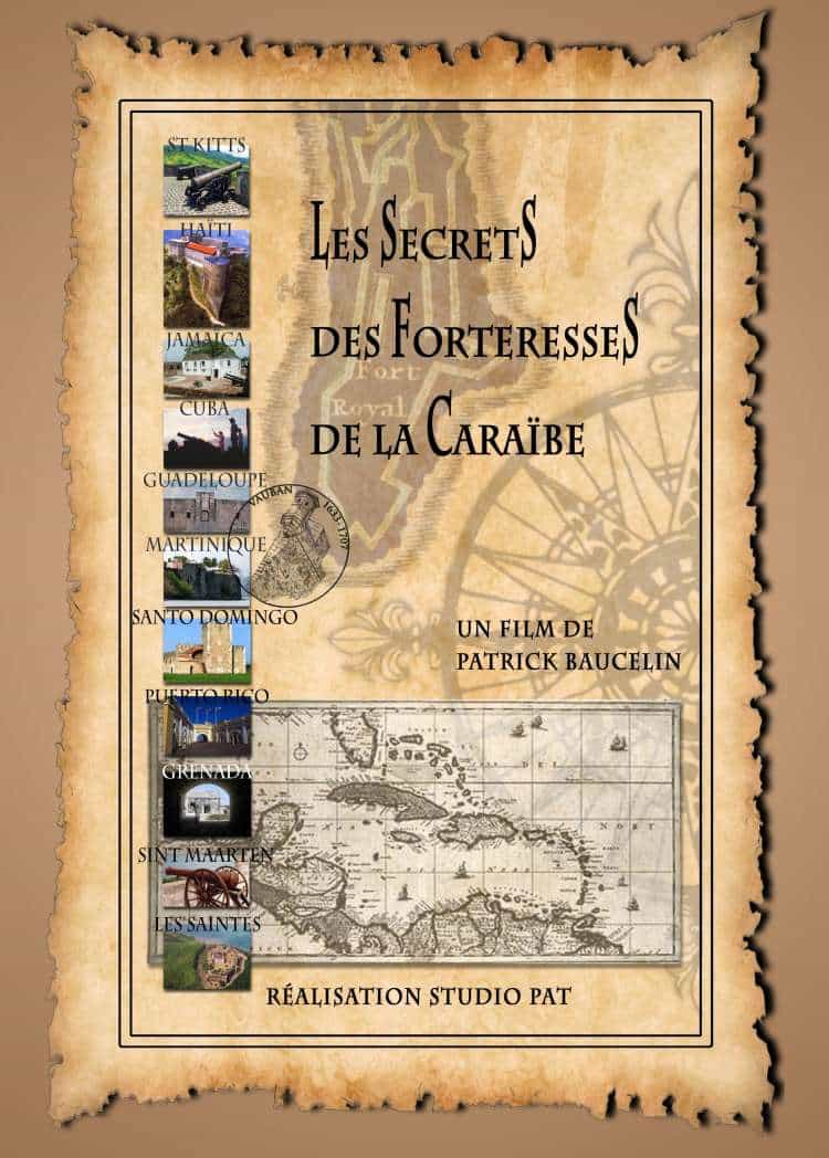Secrets of the Caribbean Fortresses