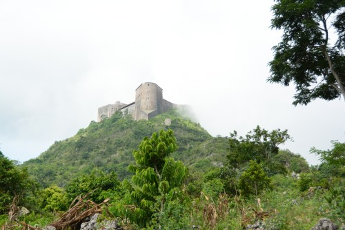 The Citadelle in Cap-Haitien