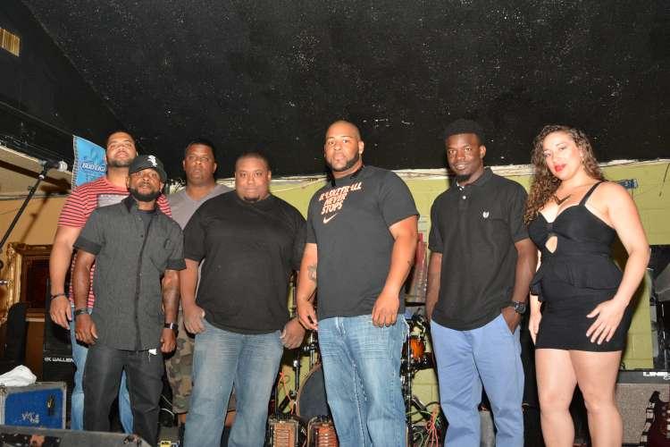 Chris Ardoin & NuStep Zydeco at El Sido's Zydeco & Blues Club, Lafayette, LA.