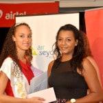 Camila Estico Miss Seychelles 2014