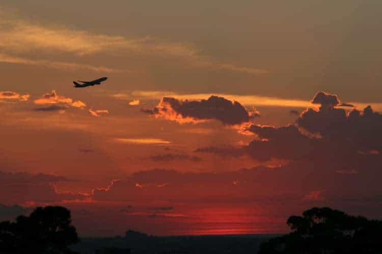 You have to be lucky and 'quick on the draw' to get a photograph like this (Near Sydney Australia). Photo: David Ellis