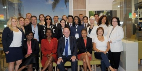 Seychelles at IFTM Top Resa Tourism Trade Fair in Paris