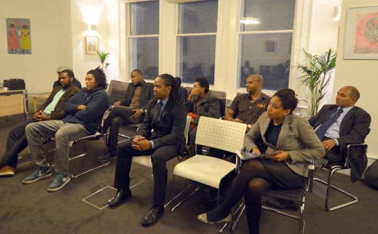 Haitian diaspora in the UK comes together to discuss further development for flourishing country