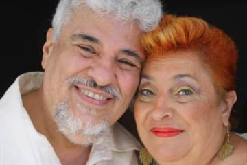 Moro Baruk and his wife