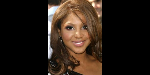 Toni Braxton- The Preacher's Daughter