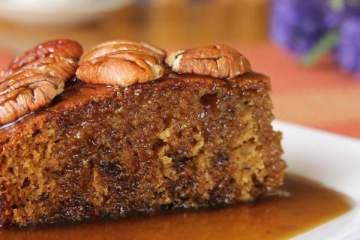 Creole Christmas Cake
