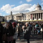 'Africa on the Square' festival was held in London's Trafalgar Square on October 11th 2014 to celebrate the capital's African community during Black History Month.