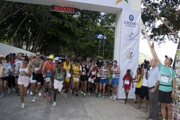 2015 Seychelles Eco-Friendly Marathon