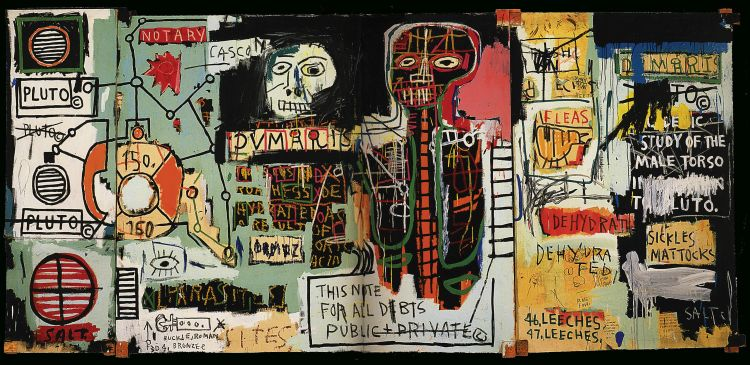 notary Notary - Jean-Michel Basquiat