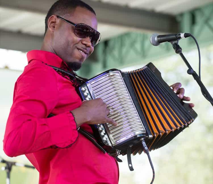 Cedric Watson and Bijou Creole