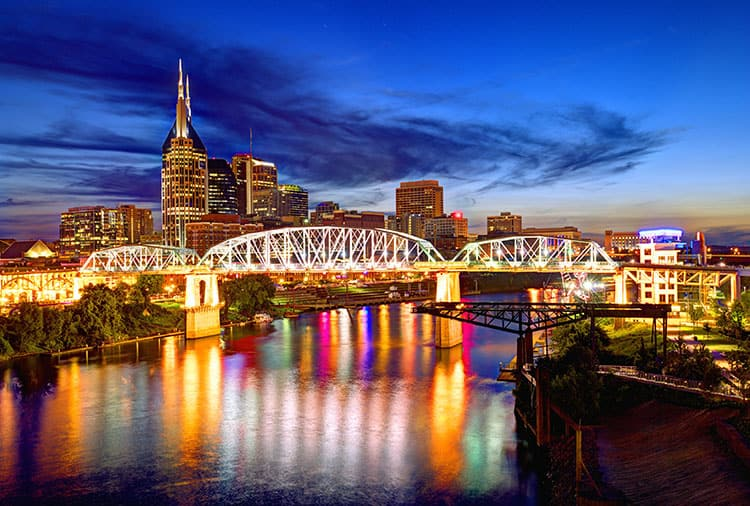 Downtown_Nashville