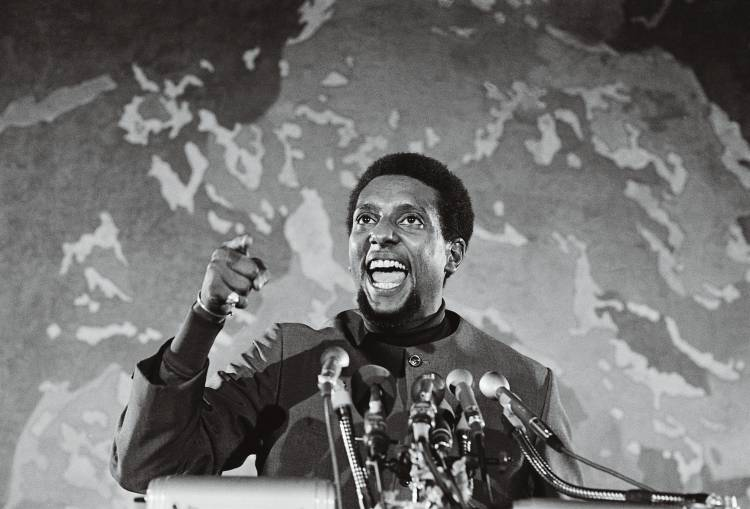 Stokely Carmichael - Black Activist and a Black Panther ...