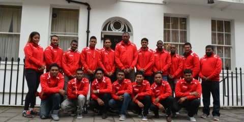 University of Trinidad & Tobago Cricket Team