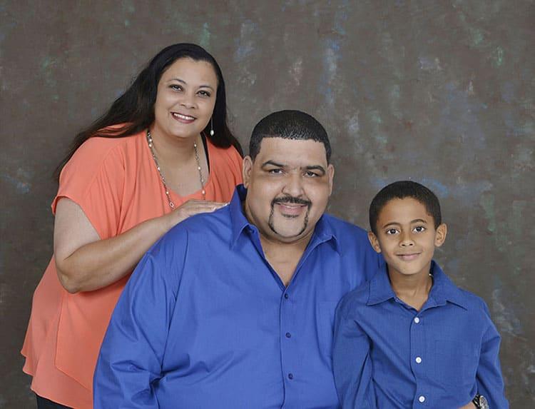 Bryant, Melinda, & Cody Fusilier