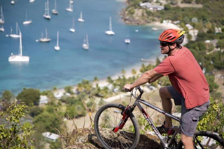 View of the English Harbour. Photo: Antigua and Barbuda Tourism Authority