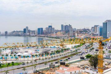 Panorama of Luanda