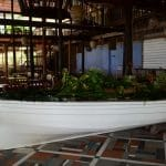 boat house boat
