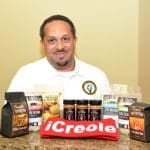 Creole Cook Sean Perrodin