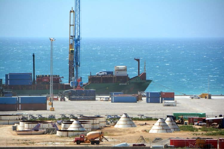 Haiti's shipping industry
