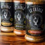 Le Creole Seasoning Trio