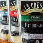 Le Creole Fry Breading
