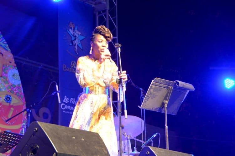 Pauline Jean Singing