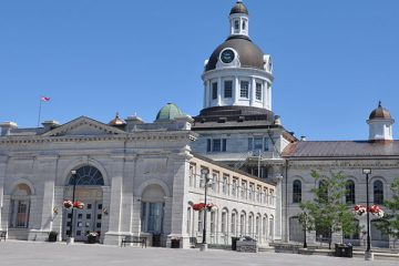 Kingston City Hall in Ontario, Canada