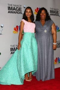 Kerry Washington and Shonda Rhimes