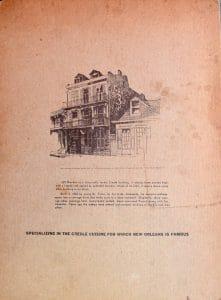 Original menu