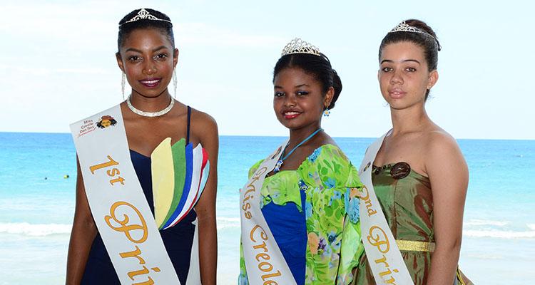 Omegan Jean Marie Ciseau Miss Creole Des Iles