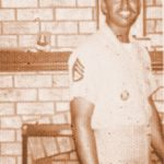 Staff Sgt. Wilbert J. Richard. 1975
