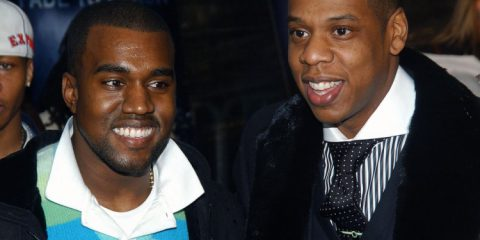 Jay - Z and Kanye West