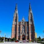 Cathedral of La Plata and Moreno Square