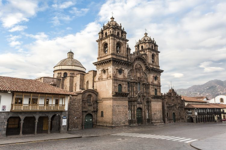 Cathedral of Cusco, Peru