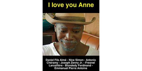 I love you Anne